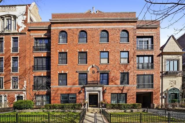 460 W Barry Avenue 3E, Chicago, IL 60657 (MLS #11088709) :: Ryan Dallas Real Estate