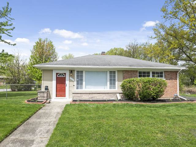 344 S Orchard Drive, Park Forest, IL 60466 (MLS #11088751) :: Littlefield Group