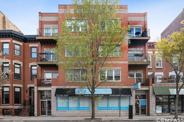 2226 N Lincoln Avenue 3B, Chicago, IL 60614 (MLS #11088880) :: Ryan Dallas Real Estate