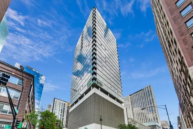 550 N Saint Clair Street #1201, Chicago, IL 60611 (MLS #11088881) :: Ryan Dallas Real Estate