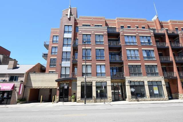 2700 N Halsted Street P11, Chicago, IL 60614 (MLS #11088894) :: Ryan Dallas Real Estate