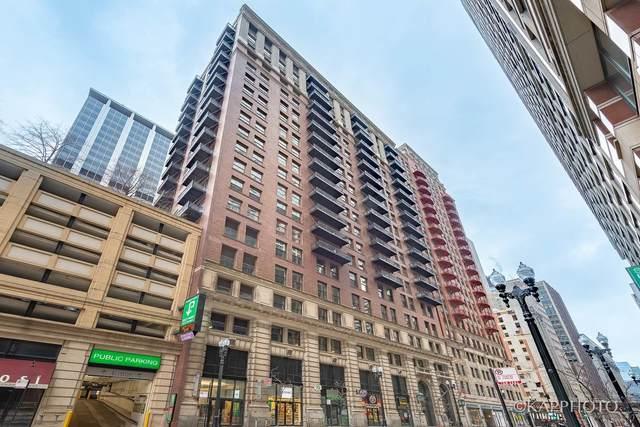212 W Washington Street #2012, Chicago, IL 60606 (MLS #11088896) :: Ryan Dallas Real Estate