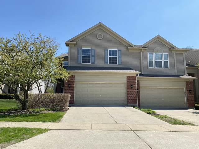 1421 Yellowstone Drive, Streamwood, IL 60107 (MLS #11088898) :: Helen Oliveri Real Estate