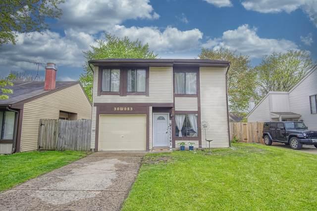 30W083 Maplewood Drive, Warrenville, IL 60555 (MLS #11088900) :: Helen Oliveri Real Estate