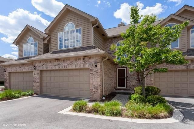 405 Ashbury Drive #405, Hinsdale, IL 60521 (MLS #11088936) :: Helen Oliveri Real Estate