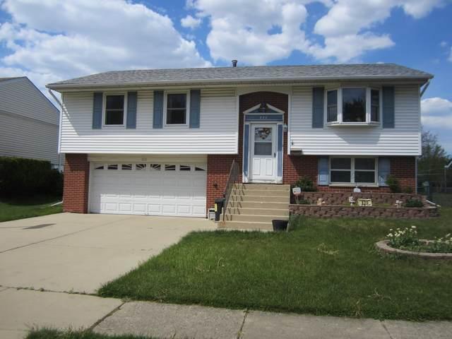 820 Woodland Heights Boulevard, Streamwood, IL 60107 (MLS #11088964) :: Littlefield Group