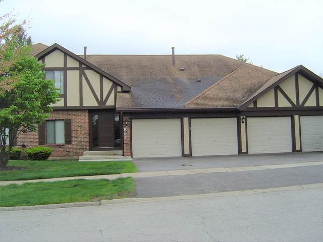 811 Cross Creek Court B, Roselle, IL 60172 (MLS #11088997) :: Littlefield Group