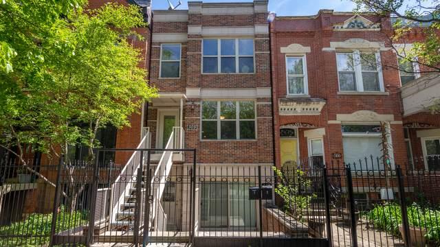 909 S Oakley Boulevard, Chicago, IL 60612 (MLS #11089029) :: Ryan Dallas Real Estate