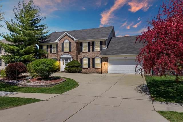 149 W Schick Road, Bloomingdale, IL 60108 (MLS #11089046) :: Schoon Family Group