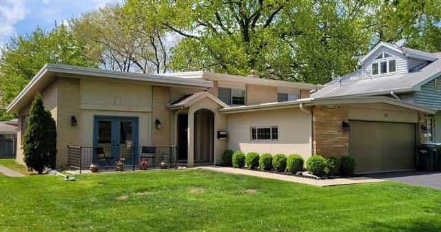 325 Vista Drive, Wilmette, IL 60091 (MLS #11089047) :: Helen Oliveri Real Estate