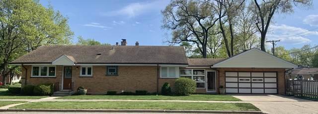 120 N Seminary Avenue, Park Ridge, IL 60068 (MLS #11089067) :: Helen Oliveri Real Estate