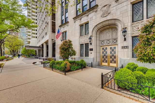 1242 N Lake Shore Drive 6N, Chicago, IL 60610 (MLS #11089068) :: Angela Walker Homes Real Estate Group