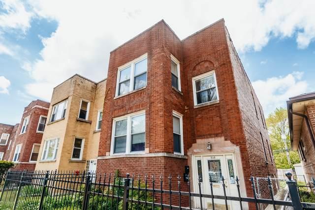 434 N Ridgeway Avenue, Chicago, IL 60624 (MLS #11089126) :: Touchstone Group