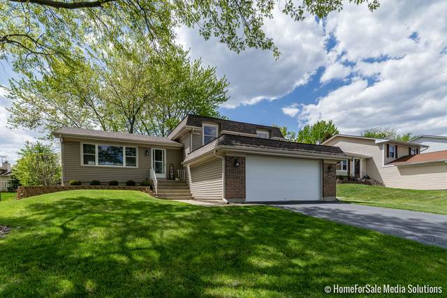 4230 Portage Lane, Hoffman Estates, IL 60192 (MLS #11089127) :: BN Homes Group