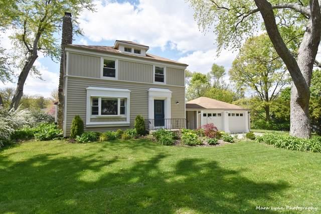21W454 Fairway Avenue, Glen Ellyn, IL 60137 (MLS #11089200) :: Helen Oliveri Real Estate