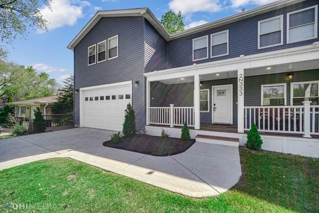 2N333 Pearl Avenue, Glen Ellyn, IL 60137 (MLS #11089202) :: Helen Oliveri Real Estate