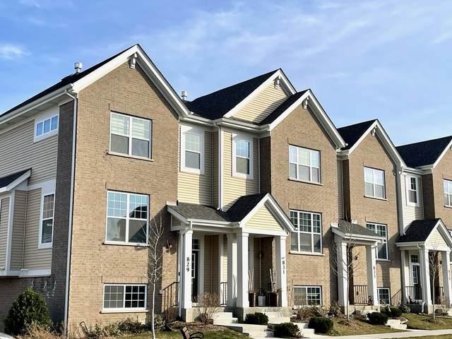 829 Lexington Circle East, Des Plaines, IL 60016 (MLS #11089273) :: Helen Oliveri Real Estate