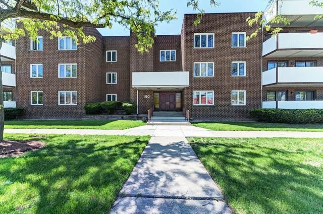 150 E Grand Avenue #103, Elmhurst, IL 60126 (MLS #11089318) :: Helen Oliveri Real Estate