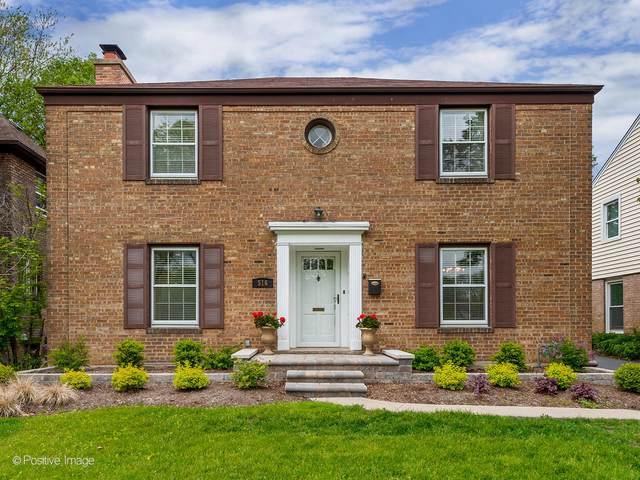 516 S Stone Avenue, La Grange, IL 60525 (MLS #11089319) :: Littlefield Group