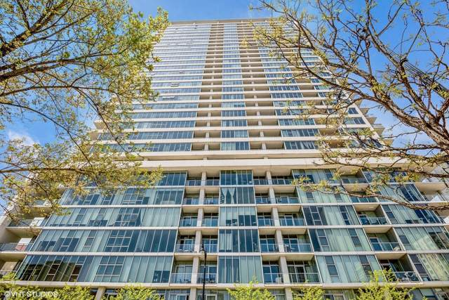 1720 S Michigan Avenue #2015, Chicago, IL 60616 (MLS #11089342) :: Touchstone Group
