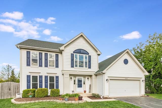 1638 Silver Springs Court, Aurora, IL 60504 (MLS #11089355) :: Schoon Family Group