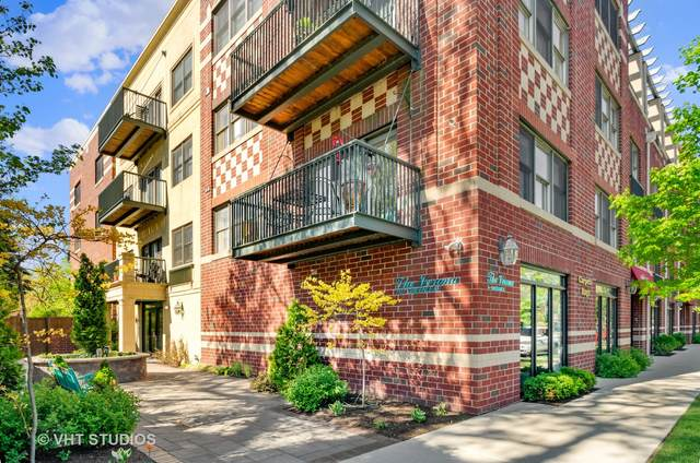 1107 Greenleaf Avenue 3G, Wilmette, IL 60091 (MLS #11089365) :: Helen Oliveri Real Estate