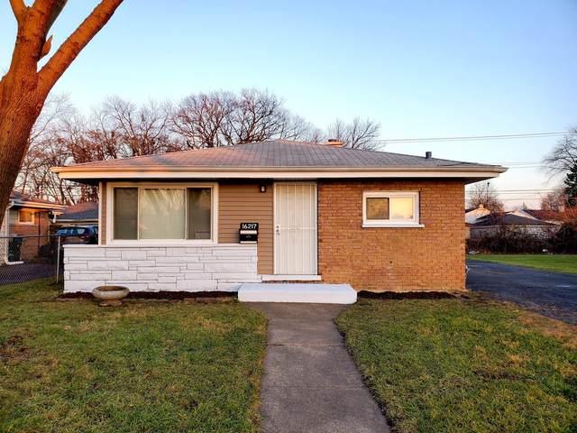 16217 Damen Avenue, Markham, IL 60428 (MLS #11089409) :: Helen Oliveri Real Estate