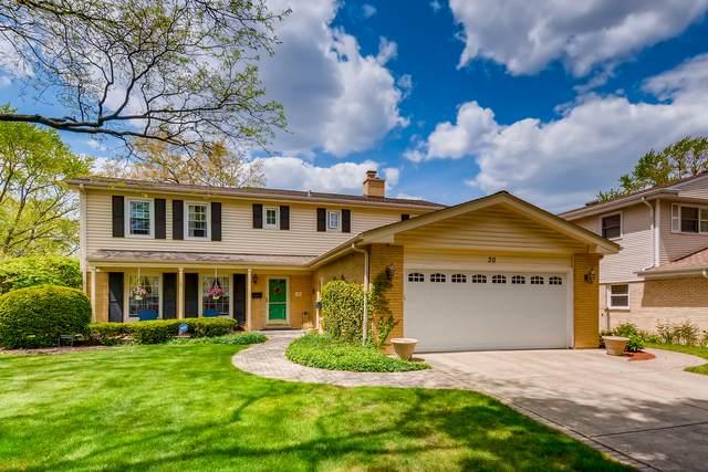 30 N Donald Avenue, Arlington Heights, IL 60004 (MLS #11089458) :: Helen Oliveri Real Estate