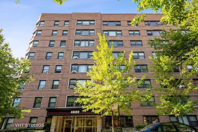 4880 N Marine Drive #202, Chicago, IL 60640 (MLS #11089473) :: Helen Oliveri Real Estate
