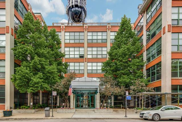 1800 W Roscoe Street #333, Chicago, IL 60657 (MLS #11089530) :: Touchstone Group