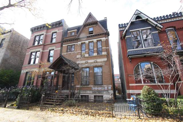 2028 N Seminary Avenue, Chicago, IL 60614 (MLS #11089543) :: Touchstone Group
