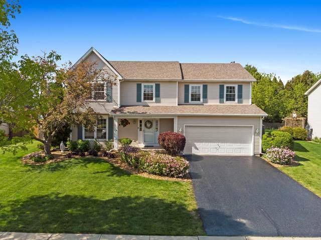 13804 S Quail Run Drive, Plainfield, IL 60544 (MLS #11089555) :: Helen Oliveri Real Estate