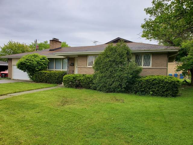 16517 Shirley Court, South Holland, IL 60473 (MLS #11089558) :: Helen Oliveri Real Estate