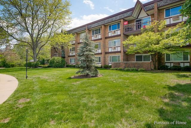 320 Claymoor Road 3B, Hinsdale, IL 60521 (MLS #11089578) :: Helen Oliveri Real Estate