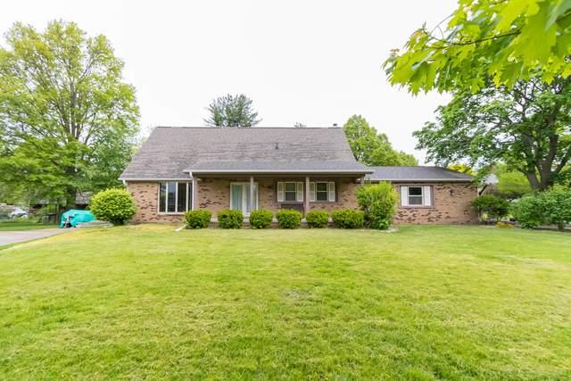 1102 Hollyridge Circle, Bloomington, IL 61704 (MLS #11089581) :: O'Neil Property Group