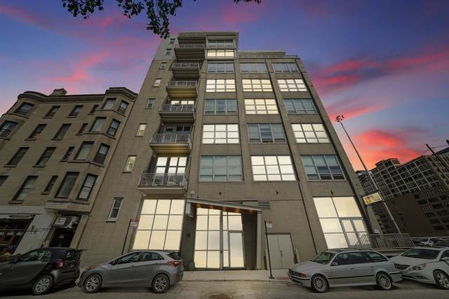770 W Gladys Avenue #509, Chicago, IL 60661 (MLS #11089595) :: Touchstone Group