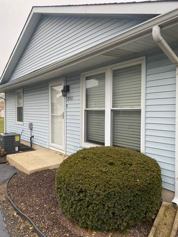 2301 Aster Drive #2301, Crest Hill, IL 60435 (MLS #11089616) :: Schoon Family Group
