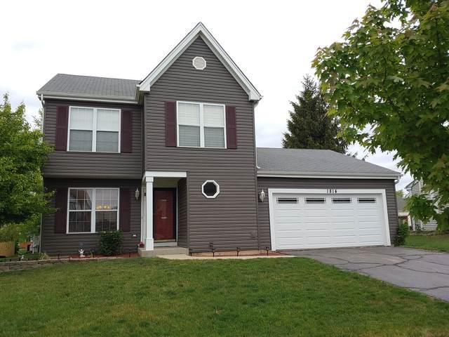 1814 Cambridge Drive, Carpentersville, IL 60110 (MLS #11089645) :: Schoon Family Group