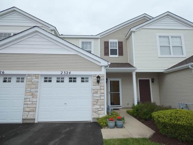 2324 Flagstone Lane, Carpentersville, IL 60110 (MLS #11089749) :: Schoon Family Group