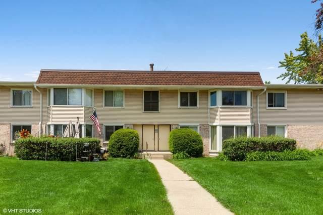 2928 Roberts Drive #8, Woodridge, IL 60517 (MLS #11089754) :: BN Homes Group
