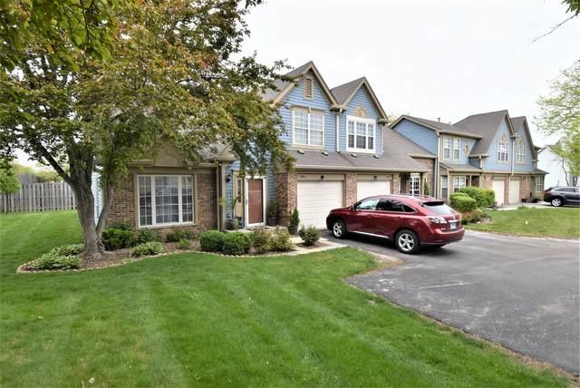 3946 Newport Way, Arlington Heights, IL 60004 (MLS #11089808) :: Schoon Family Group