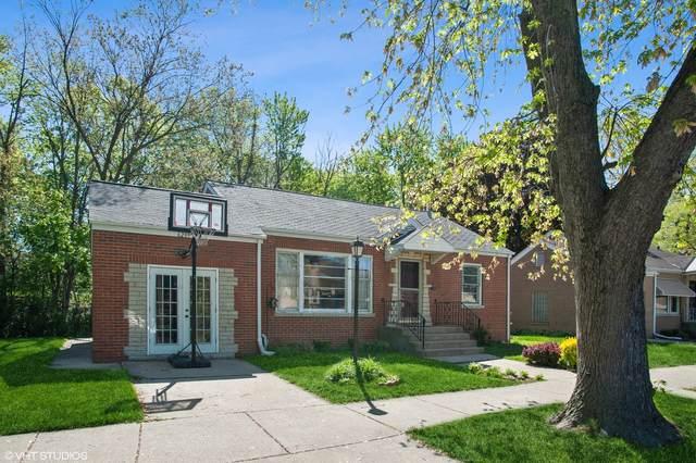6209 N Kostner Avenue, Chicago, IL 60646 (MLS #11089823) :: BN Homes Group