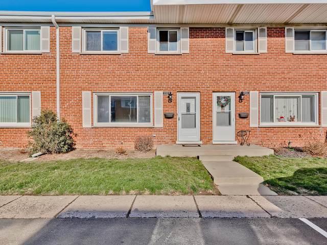 1036 N Boxwood Drive B, Mount Prospect, IL 60056 (MLS #11089827) :: Touchstone Group