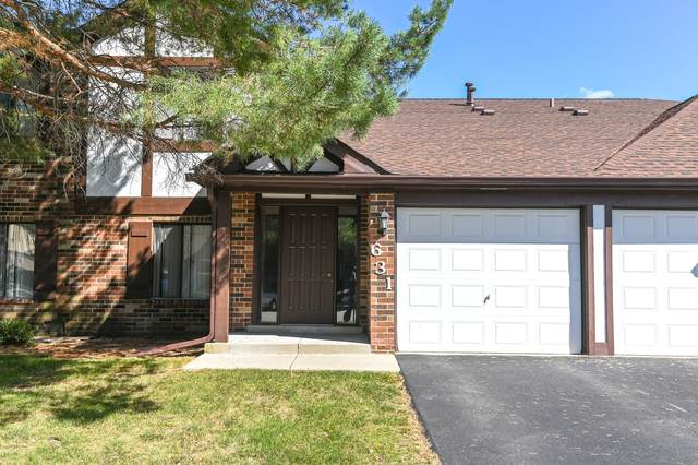 631 Cumberland Trail #4, Roselle, IL 60172 (MLS #11089841) :: Touchstone Group