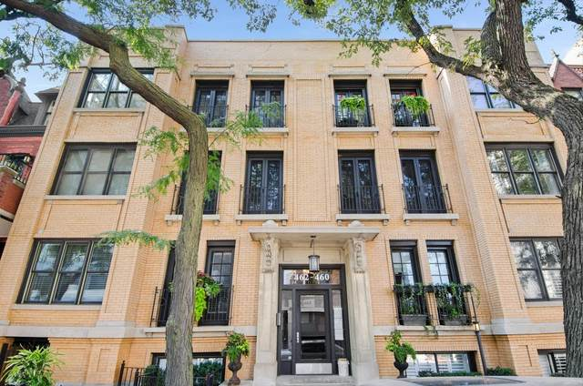 462 W Deming Place 2W, Chicago, IL 60614 (MLS #11089963) :: BN Homes Group