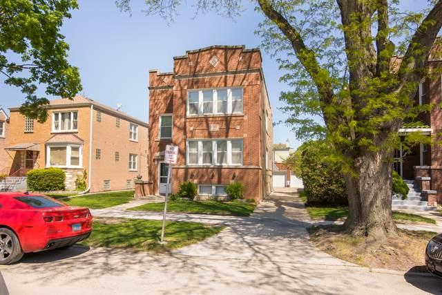 4919 N Marmora Avenue, Chicago, IL 60630 (MLS #11089975) :: Littlefield Group