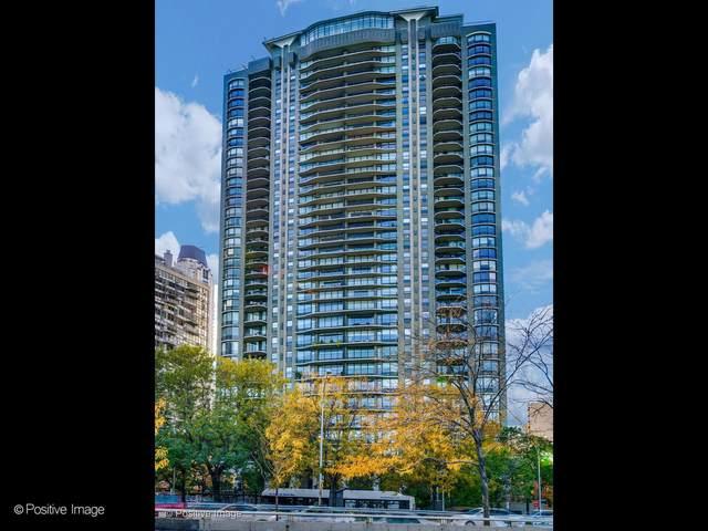1040 N Lake Shore Drive 26B, Chicago, IL 60611 (MLS #11089978) :: BN Homes Group