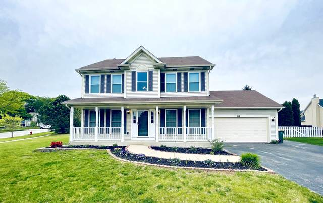 218 Andrew Court, North Aurora, IL 60542 (MLS #11089996) :: BN Homes Group