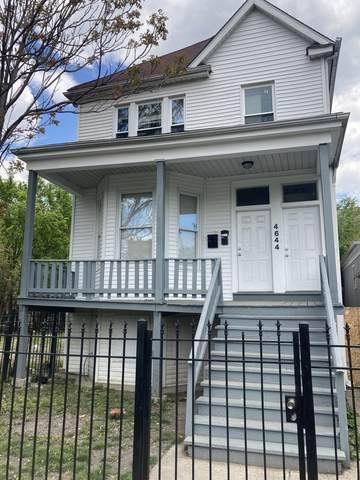 4644 W Gladys Avenue, Chicago, IL 60644 (MLS #11090147) :: Littlefield Group