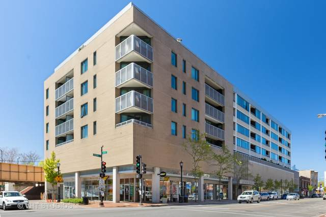 900 Chicago Avenue #311, Evanston, IL 60202 (MLS #11090403) :: John Lyons Real Estate